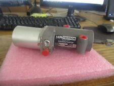 HR Textron Model:  26600178 Servoactuator.  Unused, but we see some damage <