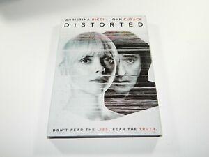 DVD Distorted Christina Ricci John Cusack KEVIN DEWALT ROB KING ARNE OLSEN