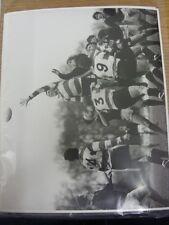 04/01/1986 Rugby Union Press Photo: London Scottish v Gloucester - Gloucester lo