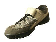 Shimano Men's 7.5 (Eu 41) Gray Suede Bike Cycling Shoes Sh-M038