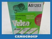 Pads Front Brake Pad Valeo For CITROEN Visa Lna