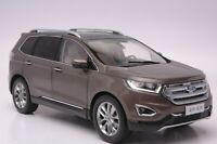 Ford Edge 2015 car model in scale 1:18 Brown