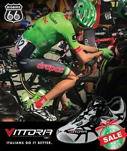Vittoria Ikon Cycling Shoes (white) - size: 38