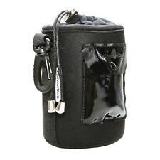 Camera Drawstring Neoprene Lens Pouch Bag Medium size - USA SELLER