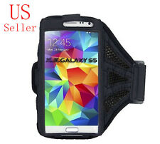 Running Gym Armband Case For Samsung Galaxy S3 S4 S5 Workout Jogging Sport Cover