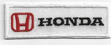 HONDA   Iron On Patch 3. inch x 1 inch