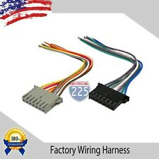 Car Stereo Wiring Harness Factory Radio Male Plug Chrysler Dodge Jeep 1984-2002