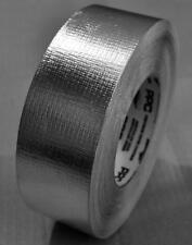 ~REINFORCED SILVER FOIL INSULATION  ADHESIVE TAPE~48mm x 50 METERS~