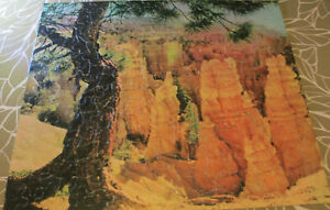 Vintage Whitman Guild Picture Puzzle C2900:29 Series 6 Bryce Canyon, Utah 1950's