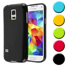 Silicone Case for Samsung Galaxy S5 MINI S5 MINI DUOS Shock Proof Cover Jelly TP