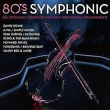 80'S Symphonic von Various | CD | Zustand sehr gut