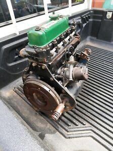 Morris 803cc Engine British Vintage
