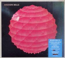 BROKEN BELLS CD - BROKEN BELLS (2010) - NEW UNOPENED