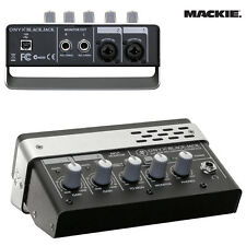 Mackie Blackjack Onyx mic preamp USB Recording Interface NEW l Authorized Dealer
