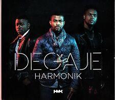 H A R M O N I K [HMK] -DEGAJE-  MUSIC NEWCD CREOLE NEW ALBUM