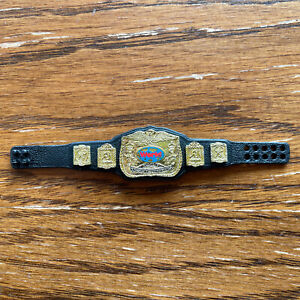 MATTEL WWE Figure Belt World Tag Team Championship accessory
