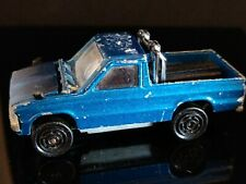 Majorette (France) no.292 Toyota Pick Up In Blue , Diecast Model