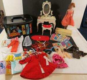 Barbie 1950s 1960s Massive Original Owner  Doll & Accessories Collection