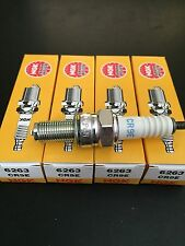 4 - NEW NGK Performance Power Spark Plugs Made in JAPAN CR9E #6263