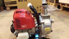 "HONDA WX10 25mm 1"" PETROL WATER PUMP BRAND NEW HONDA GX25 ENGINE FULL WARRANTY"