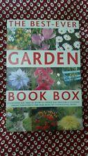 Gardening Book The Best Ever Garden Book Box Set ~ 10 Books