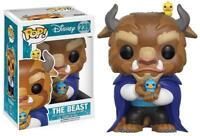 La Bella y la Bestia Figura POP! Disney Vinyl The Beast 9 cm Funko 239