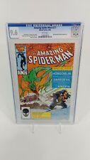 Amazing Spider-Man 277 CGC 9.6 Daredevil Hobgoblin Kingpin Black Costume Marvel