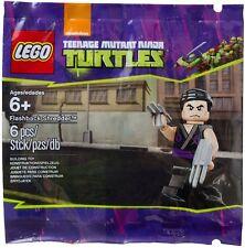 LEGO - FLASHBACK SHREDDER SET 5002127 - TEENAGE MUTANT NINJA TURTLES / TMNT