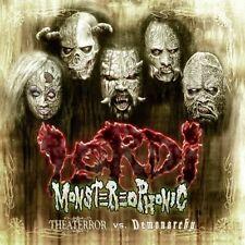 LORDI - MONSTEREOPHONIC-THEATERROR VS. DEMONARCHY (DIGIPAK   CD NEW!