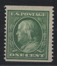 G138208/ UNITED STATES / SCOTT # 352 MINT MNH SIGNED CV 230 $