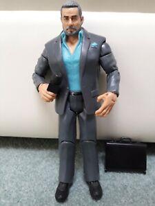 WWE RA Eric Bishoff Wrestling Sports Action Figure Jakks