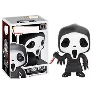 ⭐⭐Funko Pop! Hot Ghost Scream Face #51 The Movie Horror Ghostface Vinyl Figure