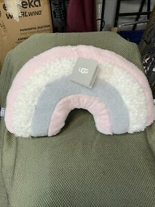 Ugg Rainbow Pillow