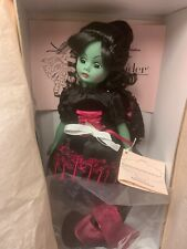 """MADAME ALEXANDER doll Wicked Witch of the west 10"""" with original box"""