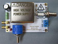 High voltage power supply for photomultiplier (PMT) or Ionization chambers