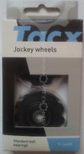 Tacx T4050 9-10-fach Shimano Schaltröllchen Schalträdchen Jockey Wheels
