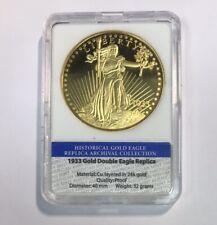 Médaille - USA - Réplique de l'Aigle en Or - 2003