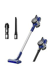 Eureka NEC122A Power Plush cordless 2-in-1 Stick Vacuum Cleaner, Rechargeable...
