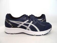 ASICS Men's Jolt Running Shoes Indigo Blue/Silver/Black Size 10.5 4E