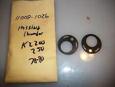 KAWASAKI KZ200,KLT200  NOS OEM MIXING CHAMBER GASKETS 11009-1026