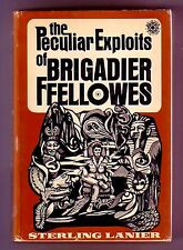 THE PECULIAR EXPLOITS OF BRIGADIER FFELLOWES (Sterling Lanier/1st US/occult)