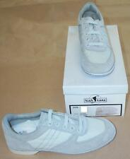 Size 5-1/2 Women's  Light Gray Bowling Shoes For right or left Bowlers  FreeSHIP