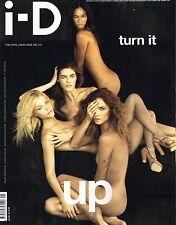 I-D Magazine #311 JESSICA STAM Chanel Iman HILARY RHODA Erin Wasson NICKI MINAJ