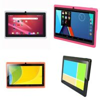 7 Inch Kids Tablet Android Quad Core Dual Camera WiFi Education Game Gift f J1N5