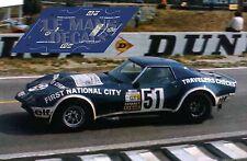Decals Corvette C3 L88 Le Mans 1974 51 1:32 1:43 1:24 1:18 Chevrolet calcas