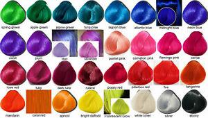 Haarfarbe -  Kammtönung - La Riche - Directions  in 36 intensiven Farbnuancen