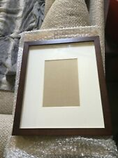 Pottery Barn Wood Gallery 1-Opening 5 x7- Black NEW IN BOX-table or wall