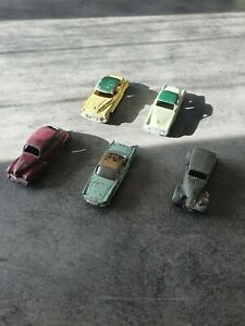 Lot Dinky Toys Traction 11 BL , Peugeot 203, Floride,.....