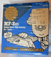 3 1/2 In DISKS MF-2HD 11 Pack EGGHEAD Double Sided Eggcessories