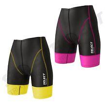 Select Triathlon Power Shorts Tri Shorts Cycling Tri Run Swim Short for Ladies